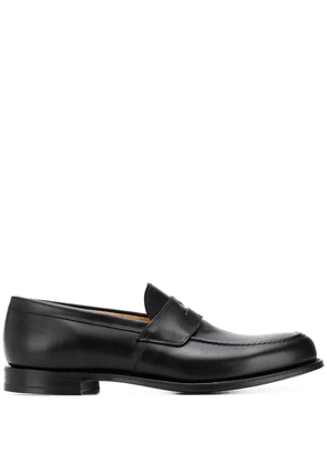Church's signature loafers - Black