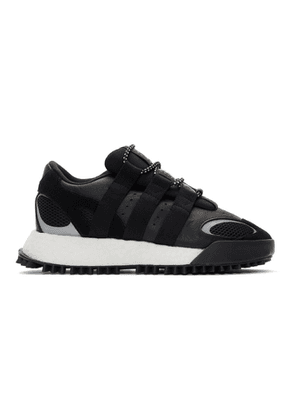 adidas Originals by Alexander Wang Black Wangbody Run Sneakers