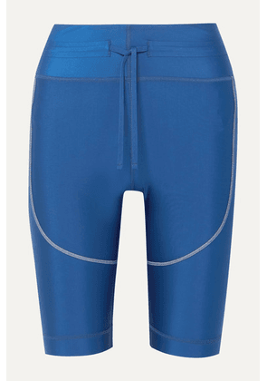 Nike - City Ready Reflective Stretch Shorts - Blue