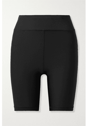 The Upside - Stretch Shorts - Black