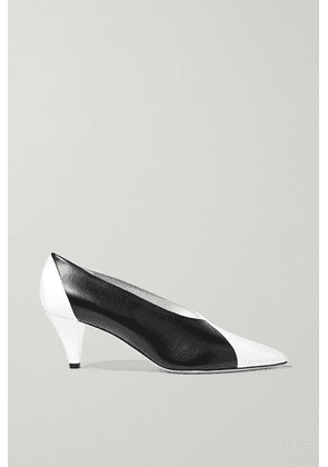 Givenchy - Two-tone Leather Pumps - Black