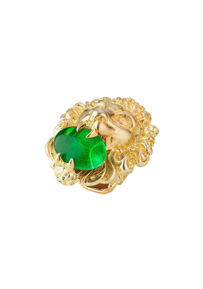 Gucci Lion head ring - GOLD