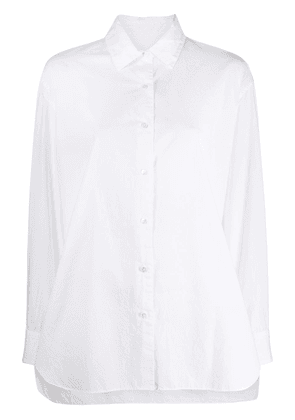 Nili Lotan oversized shirt - White