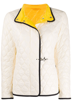 Fay quilted padded jacket - NEUTRALS
