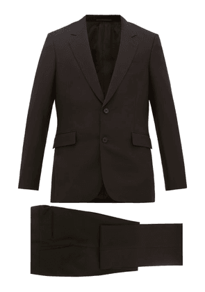 The Row - Nolan Single-breasted Wool-blend Suit - Mens - Black