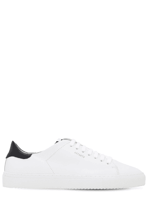 Clean 90 Brushed Leather Sneakers