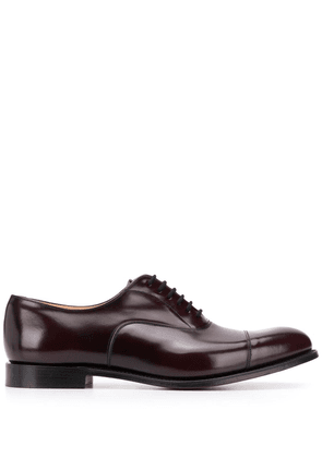 Church's tapered toe brogues - Brown