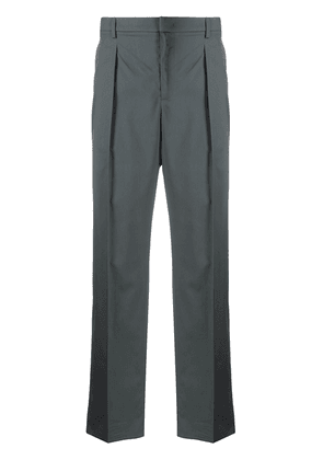 Valentino tailored straight trousers - Grey