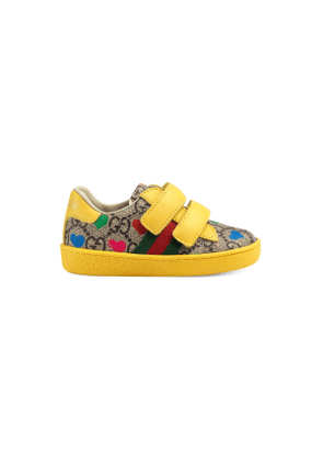 Toddler Ace GG hearts sneaker
