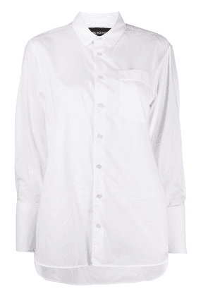 Neil Barrett slim fit shirt - White