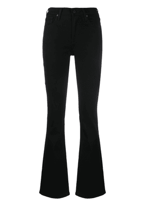Levi's high-rise flared jeans - Black