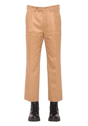 24cm Japanese Cotton Chino Pants