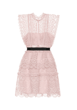 Exclusive to Mytheresa – broderie anglaise dress
