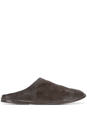 Marsèll slip on loafers - Brown