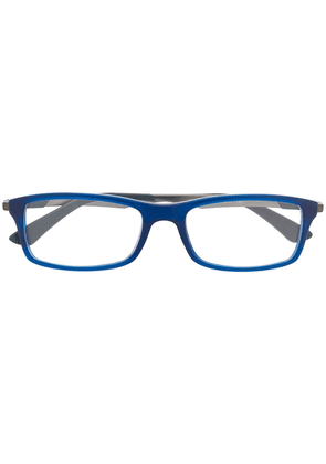 Ray-Ban low square frame glasses - Blue