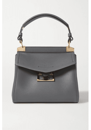 Givenchy - Mystic Small Leather Tote - Gray