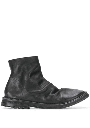 Marsèll zipped ankle boots - Black
