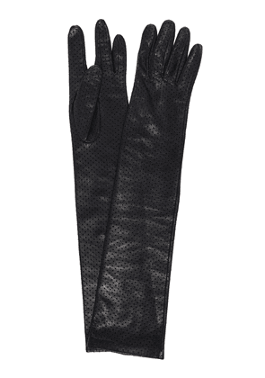 Acne Studios Arlette Leather Gloves