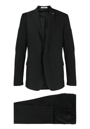 Corneliani single breasted blazer - Black