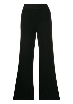 Theory flared trousers - Black