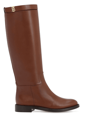 30mm Redgrave Leather Tall Boots