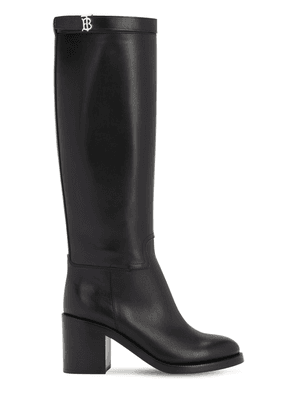 70mm Redgrave Leather Tall Boots