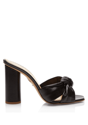 Charlotte Olympia Sale Women - LEILA BLACK Smooth Nappa 35