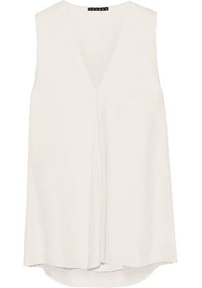 Theory - Silk Blouse - Off-white