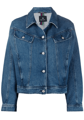 PS Paul Smith relaxed-fit denim jacket - Blue