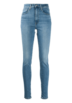 Levi's high rise skinny jeans - Blue