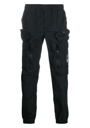 Undercover slim-fit cargo trousers - Black