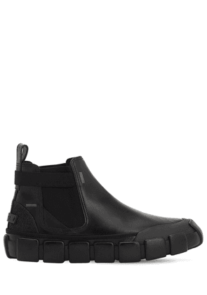 Matthew Leather Boots