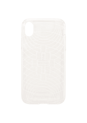 Marcelo Burlon County of Milan Transparent Wireframe iPhone XR Case