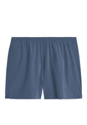 Training Shorts - Blue