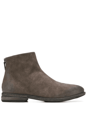 Marsèll zipped ankle boots - Grey