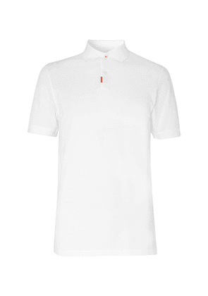 Nike Golf - Dri-fit Cotton-blend Piqué Golf Polo Shirt - White
