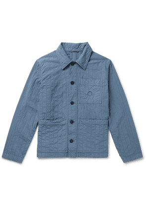 Craig Green - Quilted Cotton-canvas Chore Jacket - Navy