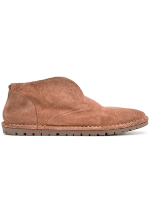 Marsèll suede loafers - Brown