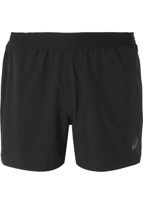 ASICS - Road Slim-fit Mesh-panelled Shorts - Black
