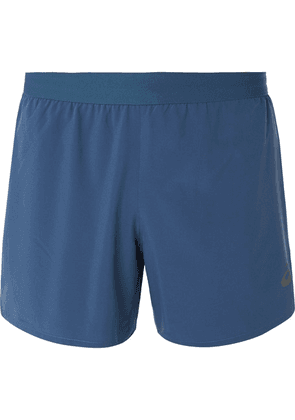 ASICS - Road Slim-fit Mesh-panelled Shorts - Blue