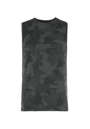 Lululemon - Metal Vent Jersey Tank Top - Gray
