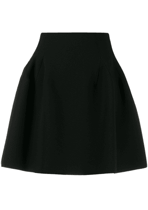 Givenchy flared mini skirt - Black