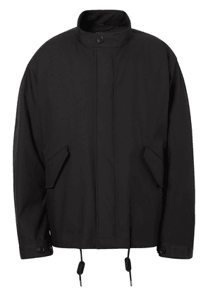 Burberry double-layer jacket - Black