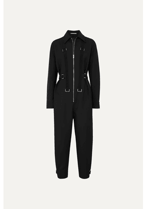 Stella McCartney - Wool-blend Jumpsuit - Black