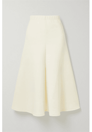 Beaufille - Curie Jersey Midi Skirt - Cream