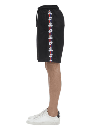Lotto Side Bands Tech Shorts
