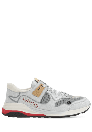 Brillantini Mesh Sneakers