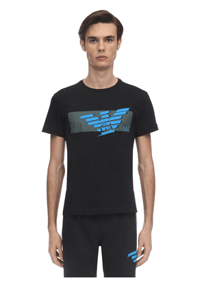 Train Graphic Eagle Jersey T-shirt