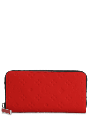 Panettone Embossed Logo Rubber Wallet