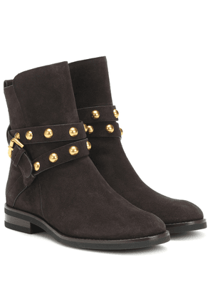 Neo Jines suede ankle boots